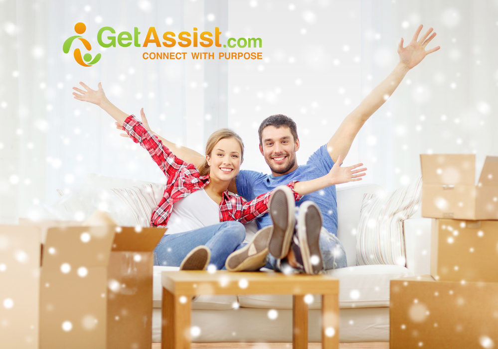 moving in the Winter with GetAssist is easy