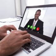 video chat interview