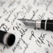 handwritten letter for marketing