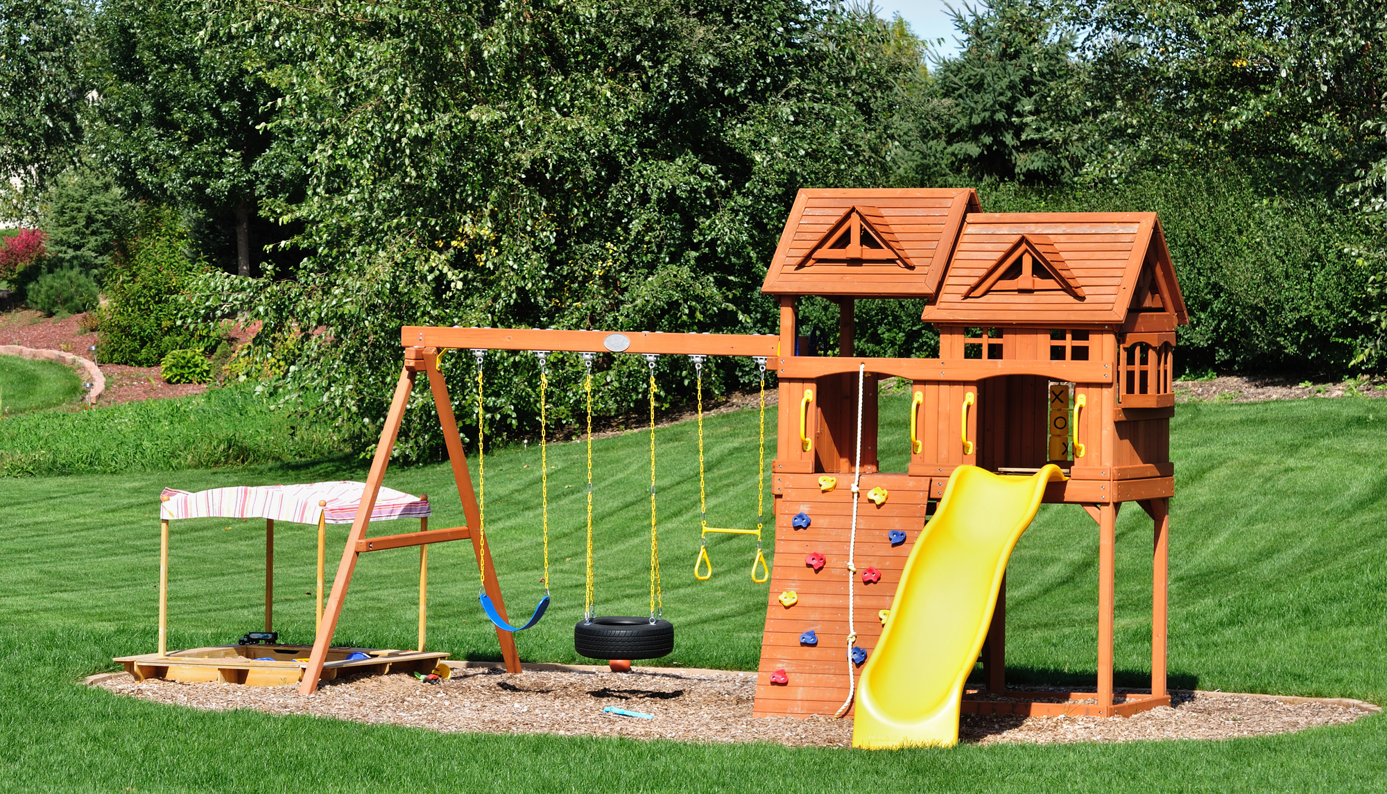 play space for kids is important during COVID